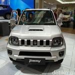 Pembeli Suzuki Jimny Dibatasi, 1 Orang 1 Unit
