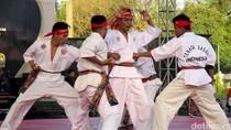 Aksi Tawuran Pesilat di Yogyakarta