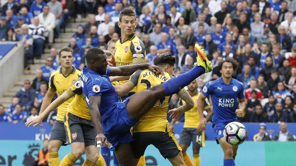 Vieira Beberkan Kekurangan Arsenal Saat Ini