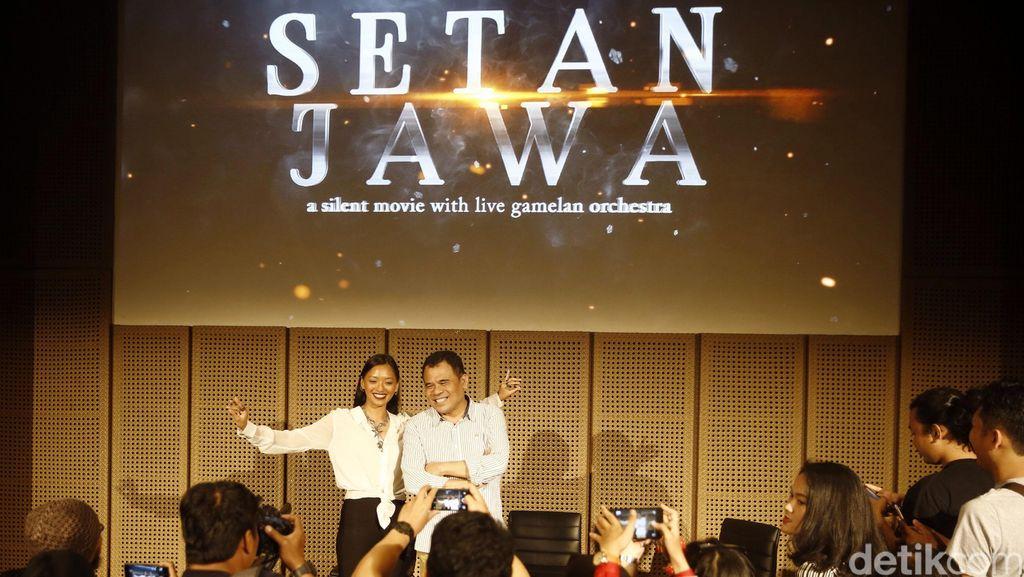 Setan Jawa, Film Bisu Hitam Putih Karya Garin Nugroho