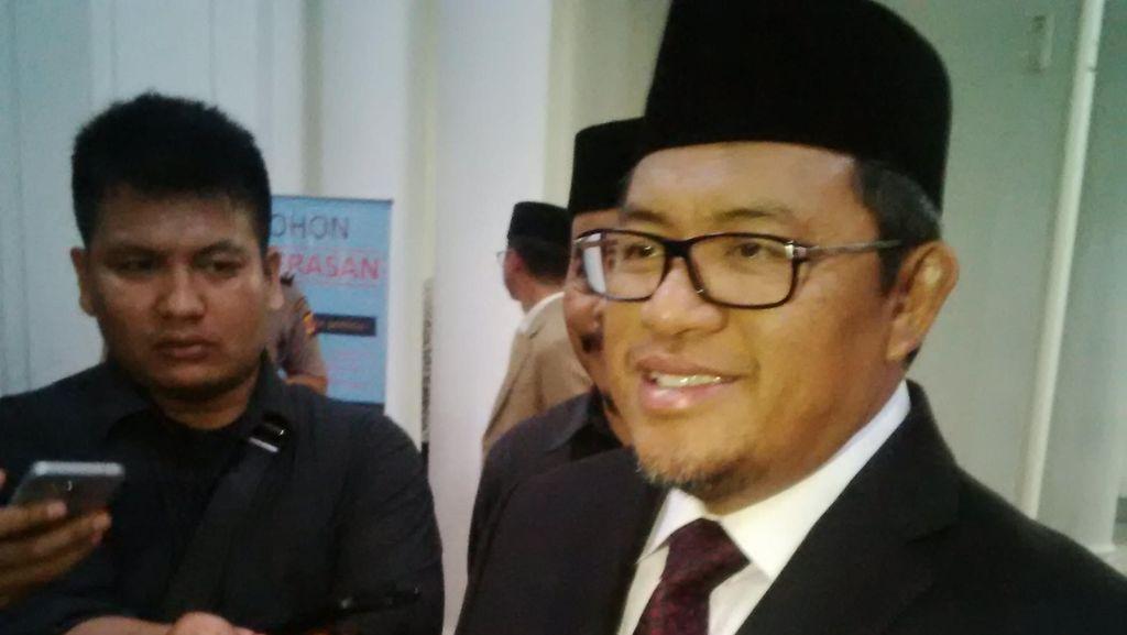 Harpitnas, Gubernur Aher Memastikan PNS di Jabar Masuk Semua