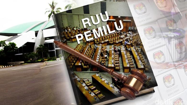 Ini yang Bikin Pemerintah dan - Jakarta Pembahasan RUU Pemilu tak kunjung rampung karena pemerintah dan DPR tidak mau Satu hal yang masih mengganjal