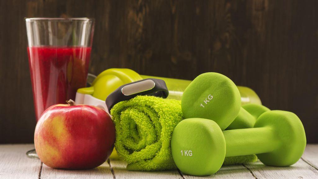 Manfaat Rutin Puasa: Bikin Langsing dan Perbaiki Pola Tidur