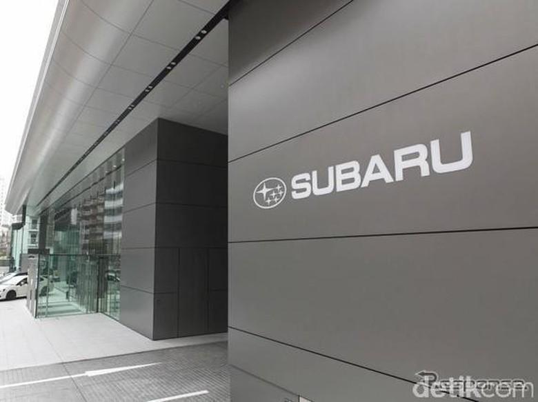Subaru dan Suzuki Saling Lepas Saham