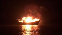 Kapal Terbakar di Perairan Banten, Tidak Ada Korban Jiwa