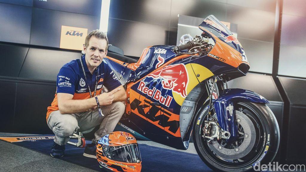 Ini Jagoan KTM di MotoGP Tahun Depan