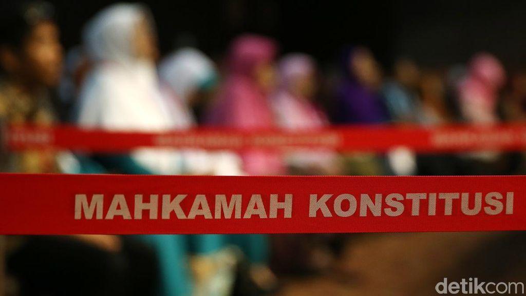 Polisi Masih Cari Berkas Pilkada Dogiyai yang Dicuri dari MK
