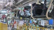 Melirik Dapur Pembuatan Mobil Toyota Calya dan Daihatsu Sigra