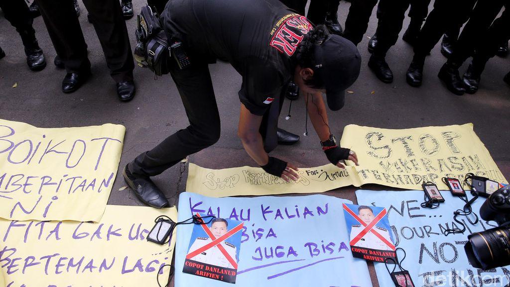 3 Jurnalis TV Diintimidasi Usai Liput Sidang Pilkada Tolikara