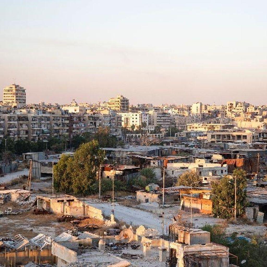 Serangan Udara Koalisi AS Tewaskan 35 Warga Sipil di Suriah