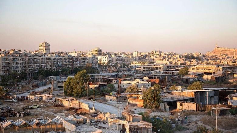 Serangan Udara Koalisi AS Tewaskan 30 Warga Sipil di Suriah