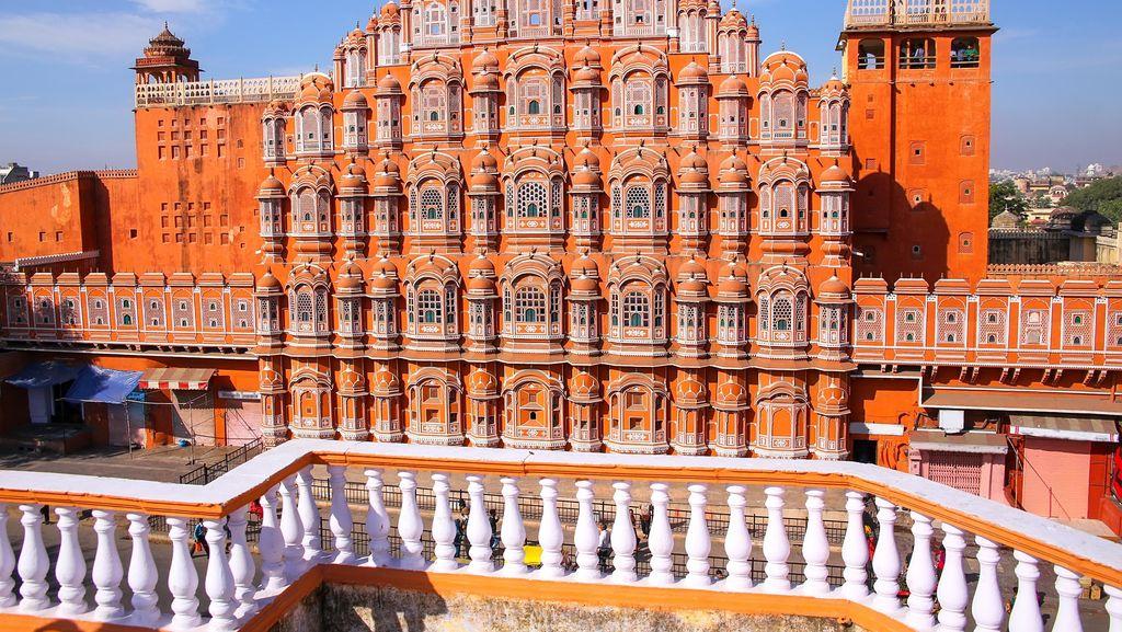 5 Kota yang Wajib Dikunjungi di India