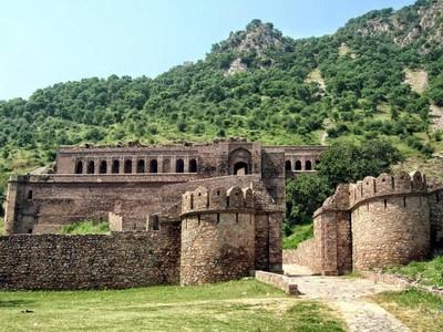 Konon Ini Benteng Paling Berhantu di India, Berani Mampir?