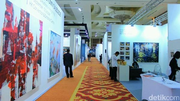 45 Seniman Muda Terpilih di Area Khusus Bekraf Art Jakarta 2017