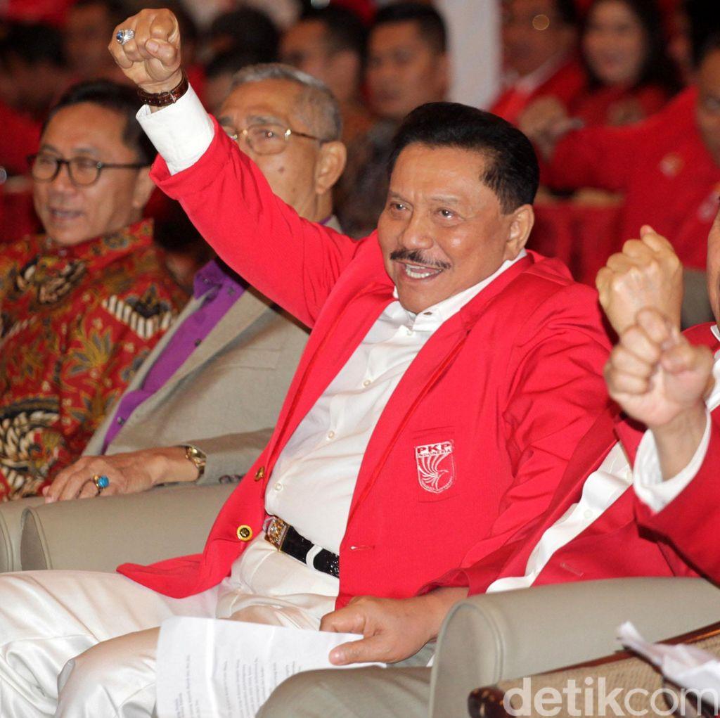 Siap-siap Capreskan Jokowi, PKPI  Mulai Rekrut Darah Muda