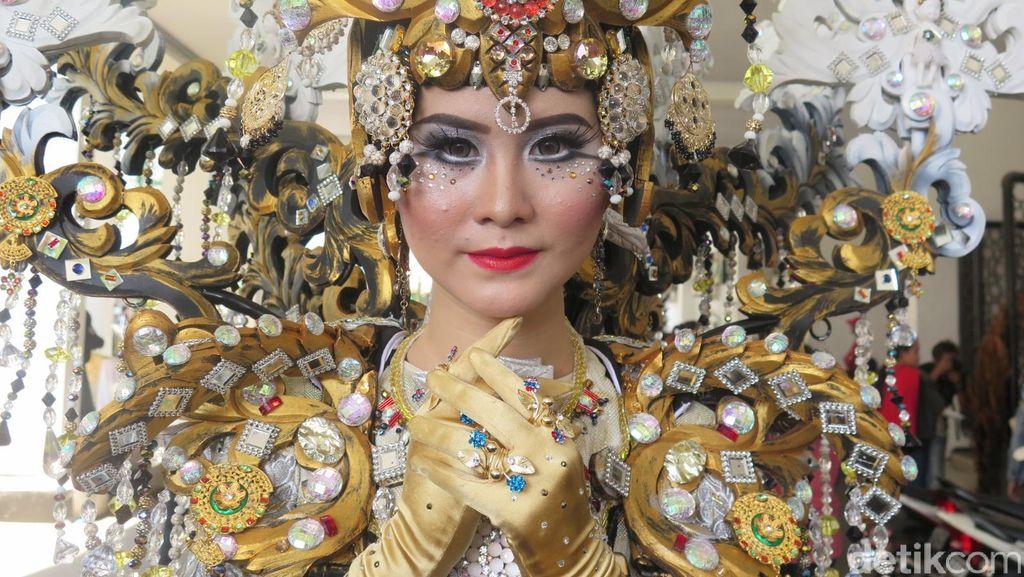 Habis Nonton Konser Musik, Jokowi Rencananya Datang ke Jember Fashion Carnaval
