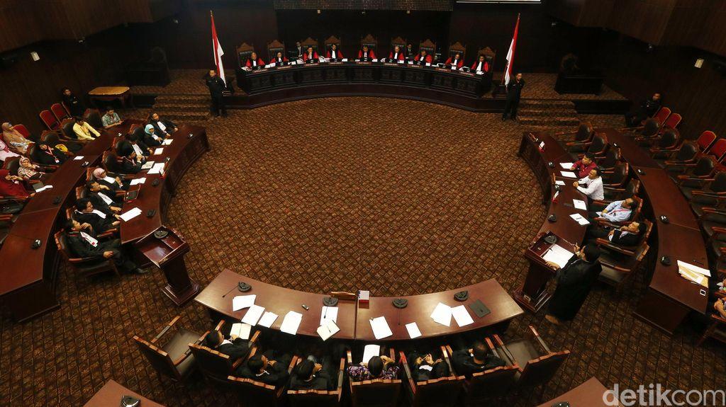 Jokowi Segera Teken Keppres Pembentukan Pansel MK