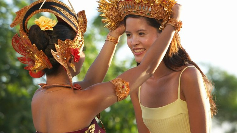 Ilustrasi turis yang datang ke Bali (Thinkstock)