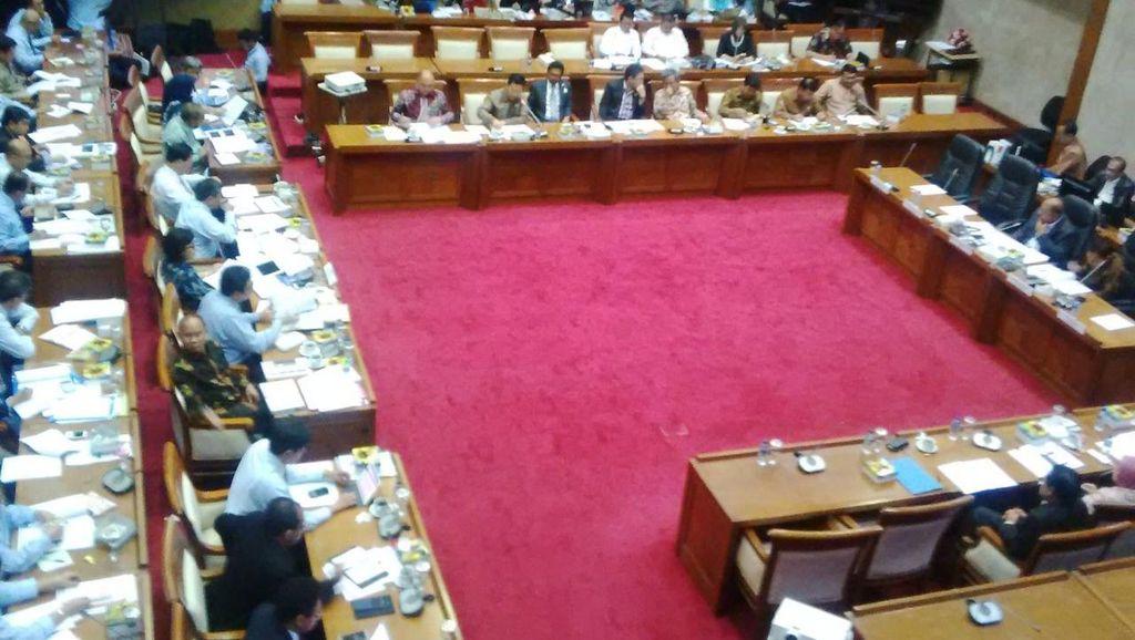 Rapat Kembali dengan DPR, Sri Mulyani Dicecar Soal Pemangkasan Anggaran