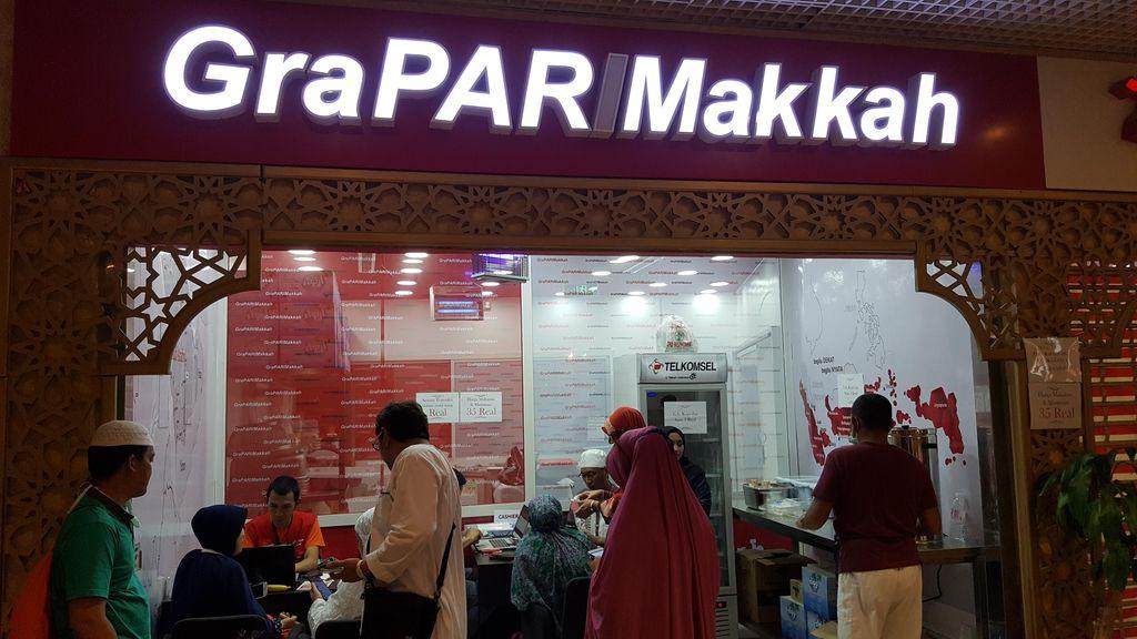 Cara Mudah Mencari Layanan Telkomsel di Makkah dan Madinah