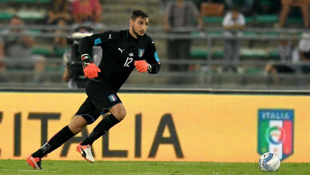 Ultah, Donnarumma Didoakan Bisa Angkat Trofi Piala Dunia