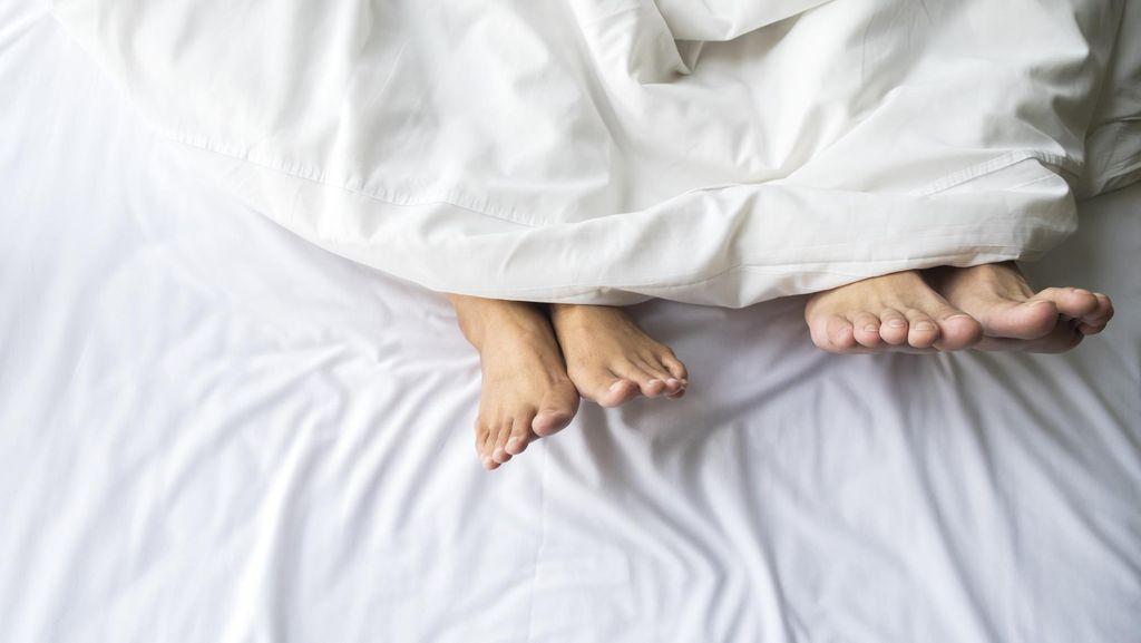Puasa Seks Bisa Jadi Alternatif Membuat Hubungan Intim Panas Kembali