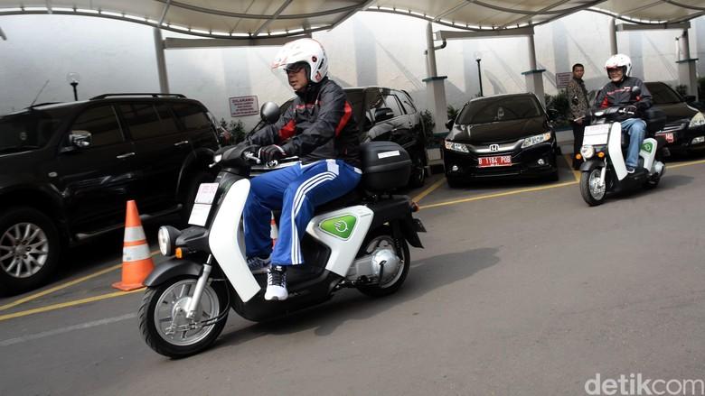 Honda Sudah Siapkan Ruang untuk Produksi Motor Listrik