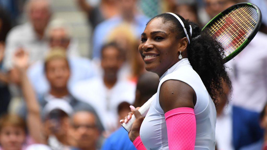 Alat Kosmetik yang Wajib Dipakai Serena Williams Saat Beraksi di Lapangan