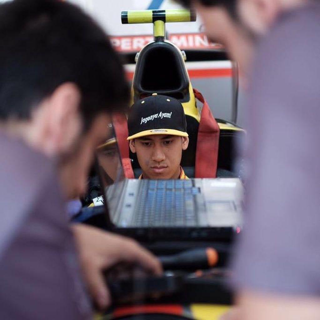 Sean Gelael Jadi Test Driver Toro Rosso Musim Ini