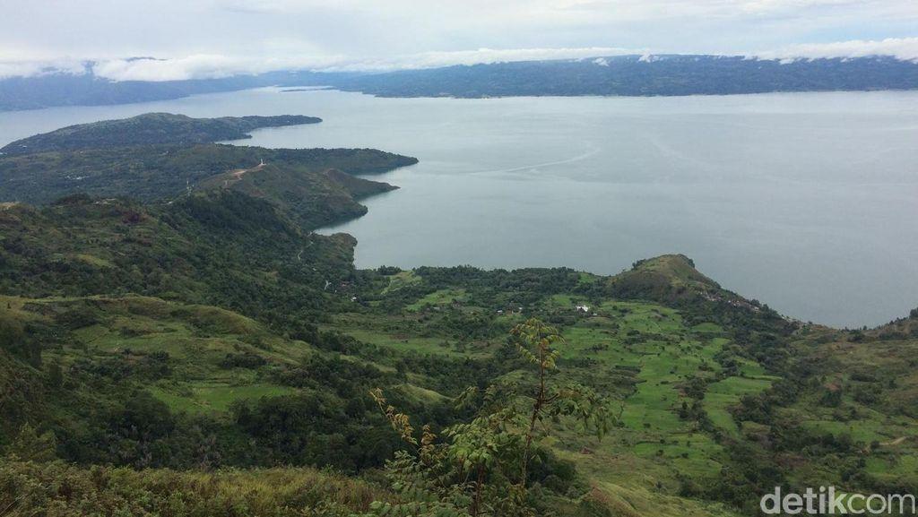 Toba, Danau yang Seperti Laut