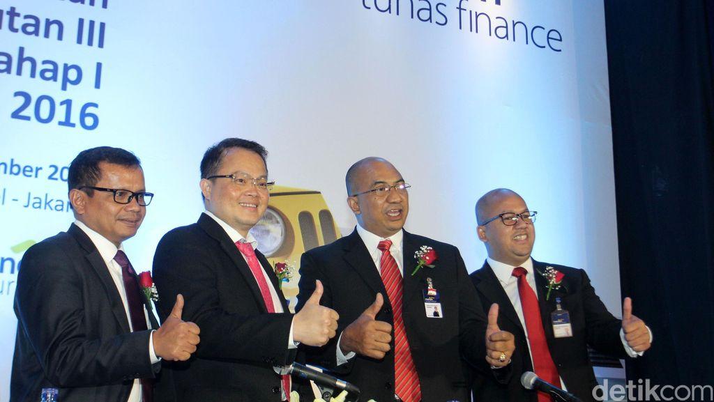 Mandiri Tunas Finance Tawarkan Obligasi Rp 500 Miliar