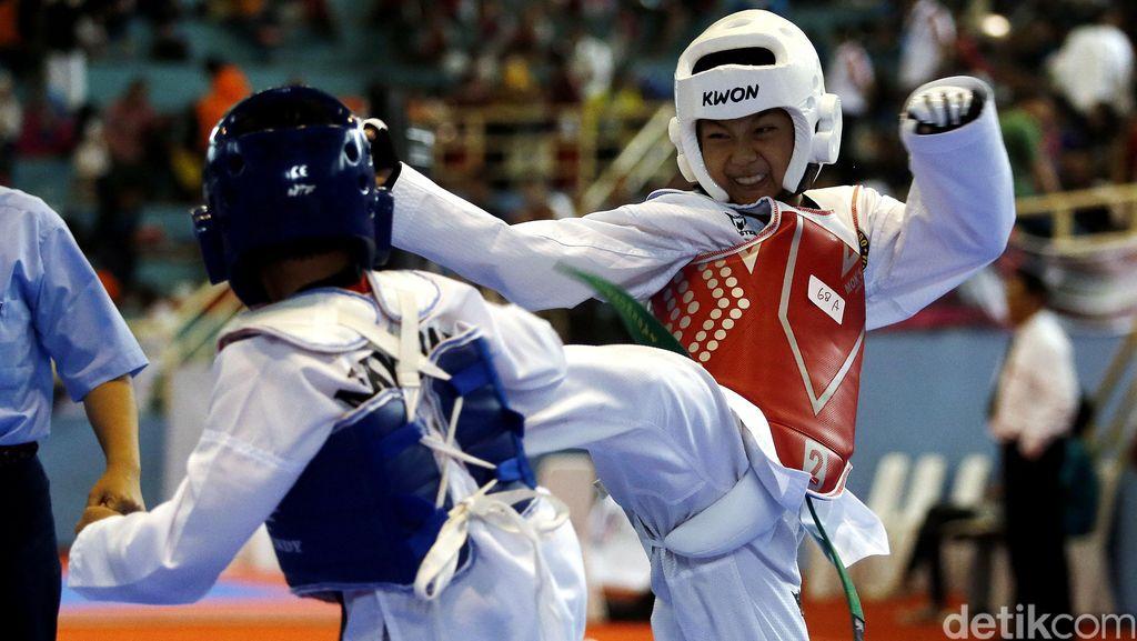 Kejuaraan Taekwondo Nawa Cita Institute Moks Open II 2016