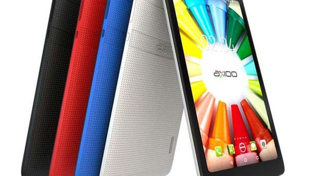 Axioo Geber Tablet Gaming Rp 800 Ribuan