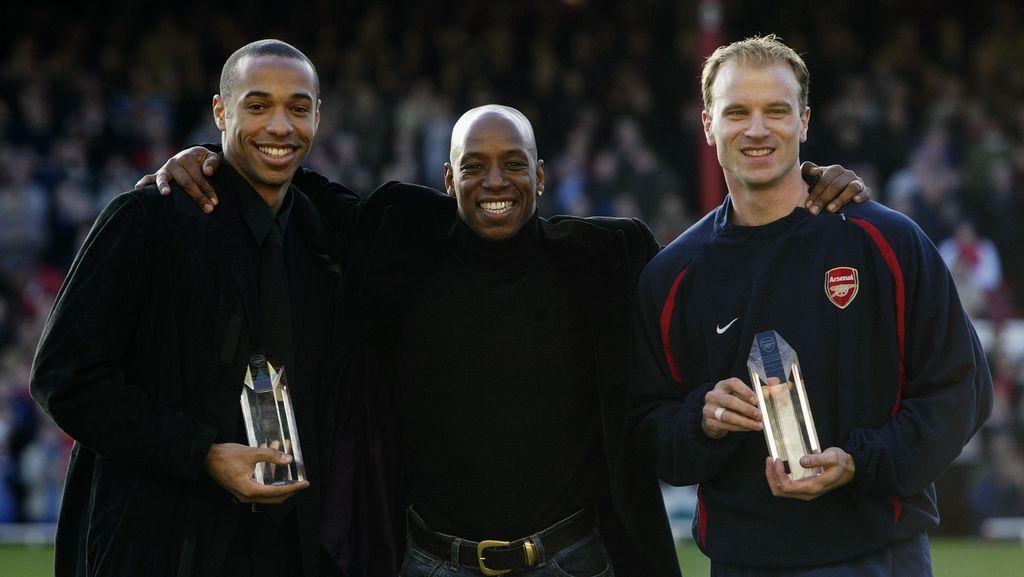Bergkamp dan Henry Didukung Jadi Suksesor Wenger