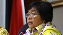 Menteri Siti Jumpa Pers Soal Penyanderaan Tim KLHK
