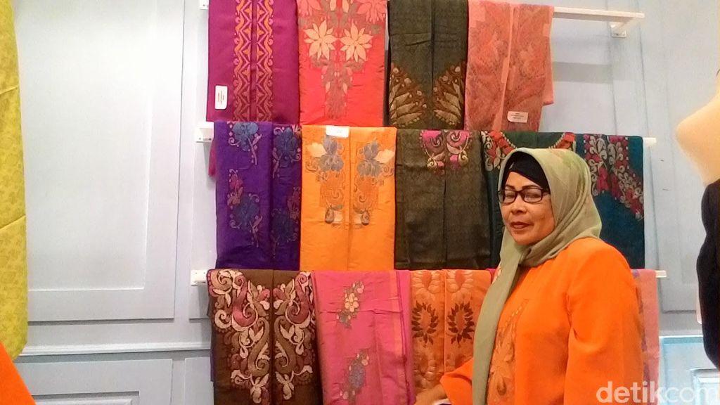 Bisnis Kain Sulam Khas Gorontalo, Wanita Ini Raup Omzet Rp 360 Juta/Tahun