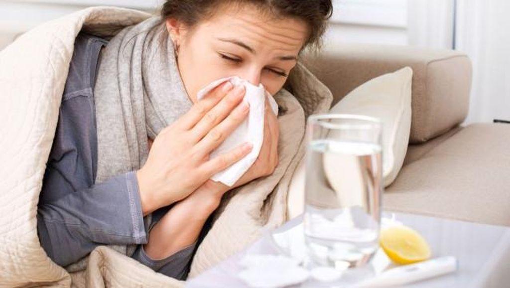 Agar Tak Mudah Kena Flu Peneliti Anjurkan Tambah Asupan Makanan Kaya Vitamin D