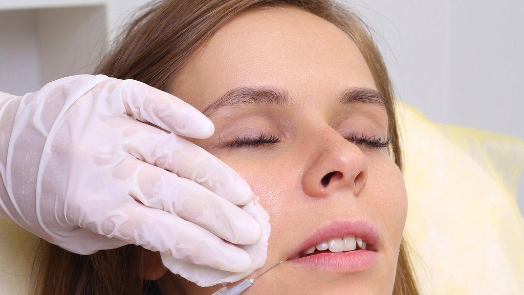 Rata-rata Wanita Indonesia Filler Agar Bentuk Hidung Mirip Mulan Jameela