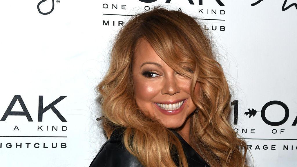 Berat Badan Lebih 100 Kg, Mariah Carey Disebut Susah Jalan