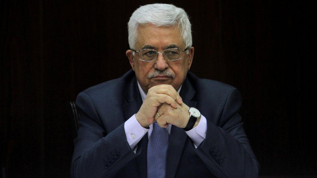 Presiden Palestina Bekukan Seluruh Komunikasi dengan Israel