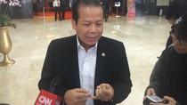 Pimpinan DPR-Fraksi akan Bahas Usulan Kenaikan Anggaran ke LN