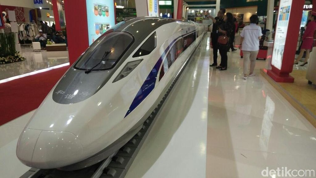 Apa Kabar Proyek KA Cepat Jakarta-Bandung?