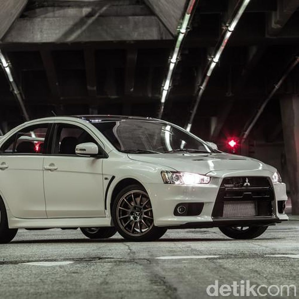 Siap Bawa Sedan Lagi ke Indonesia, Mitsubishi?