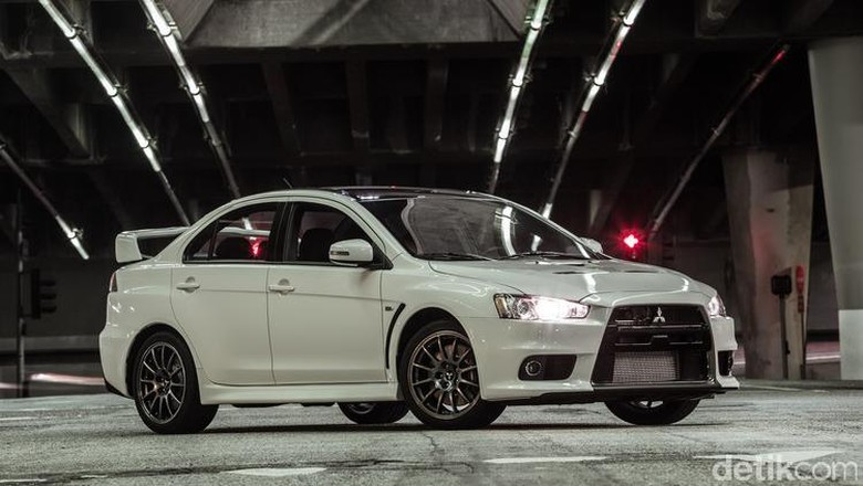 Mitsubishi Setop Produksi Sedan, Bakal Minta ke Nissan