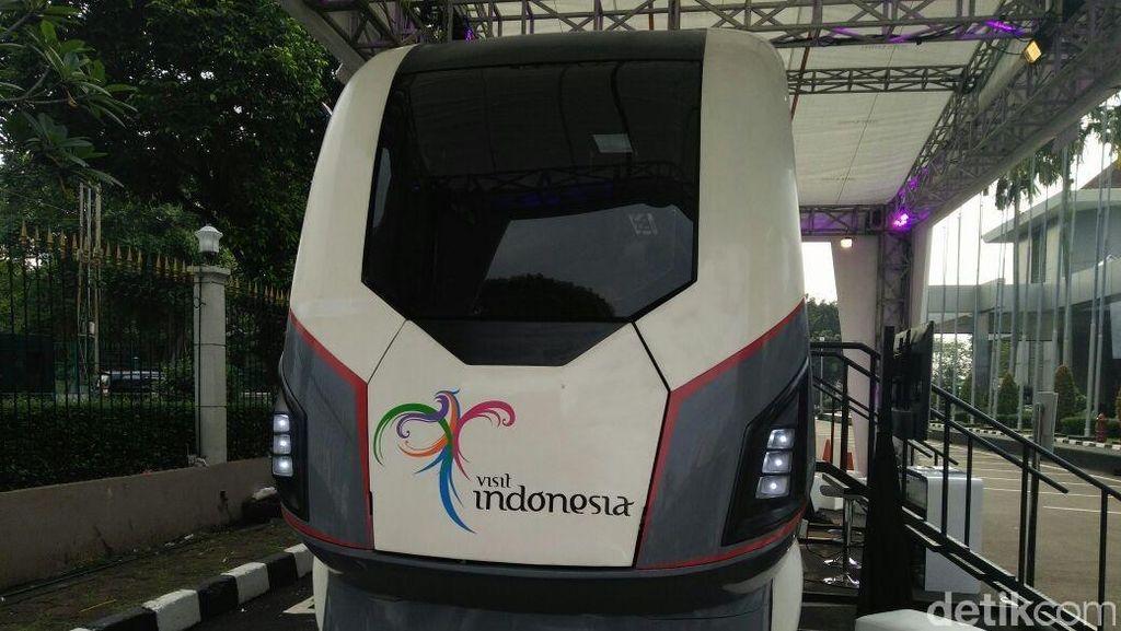 Metro Kapsul Bandung akan Punya 6 Stasiun