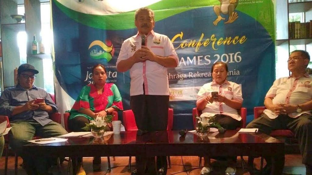 TAFISA World Games 2016 yang Tak Ada Gaungnya