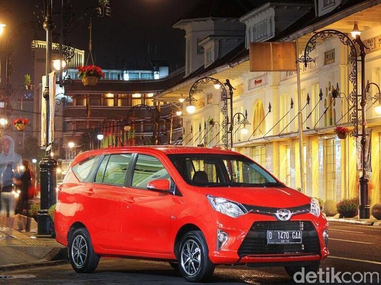 20 Mobil Terlaris Bulan September, Calya Masih Bertahan
