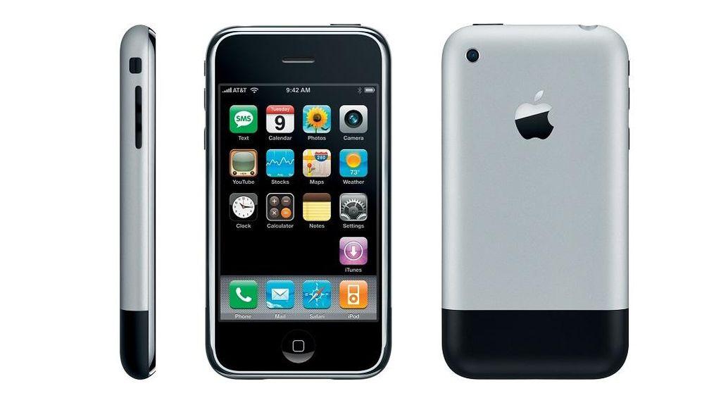 Mengenang Kecanggihan iPhone Pertama