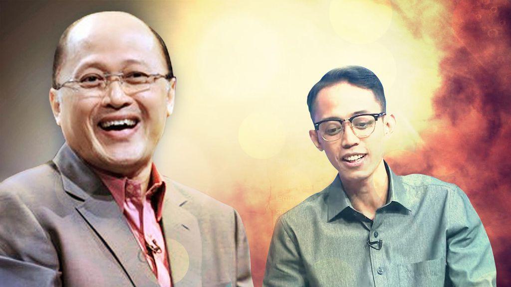 Deddy Corbuzier Siap Fasilitasi Tes DNA Mario Teguh dan Ario Kiswinar