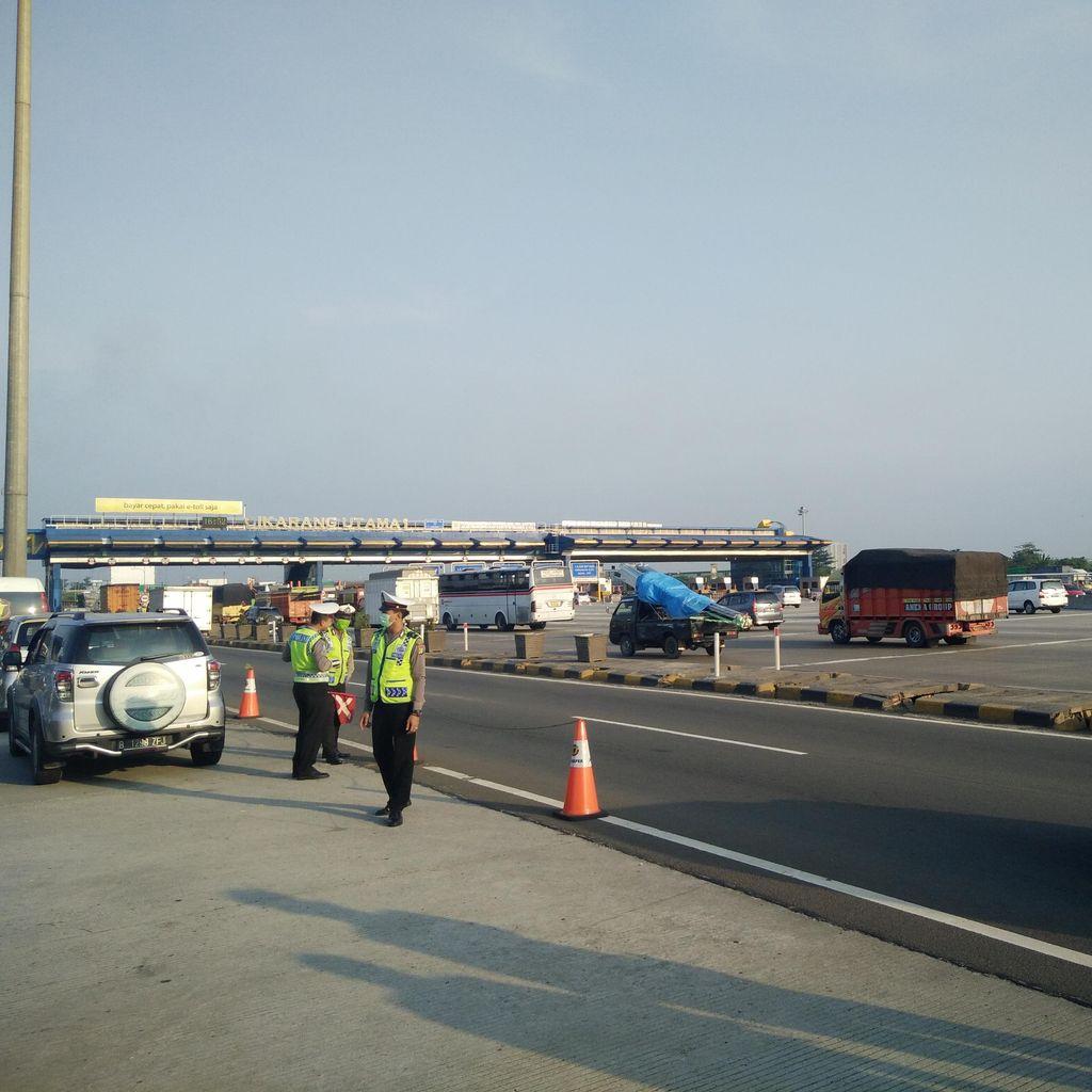 Arus Balik Libur Nyepi, 82 Ribu Kendaraan Diprediksi Masuk Jakarta